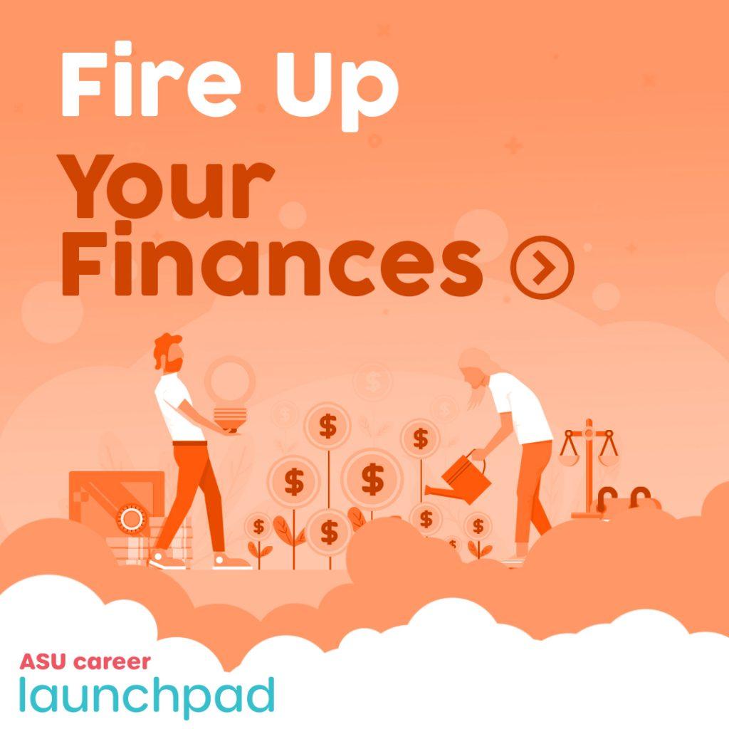 ASU Fire finances